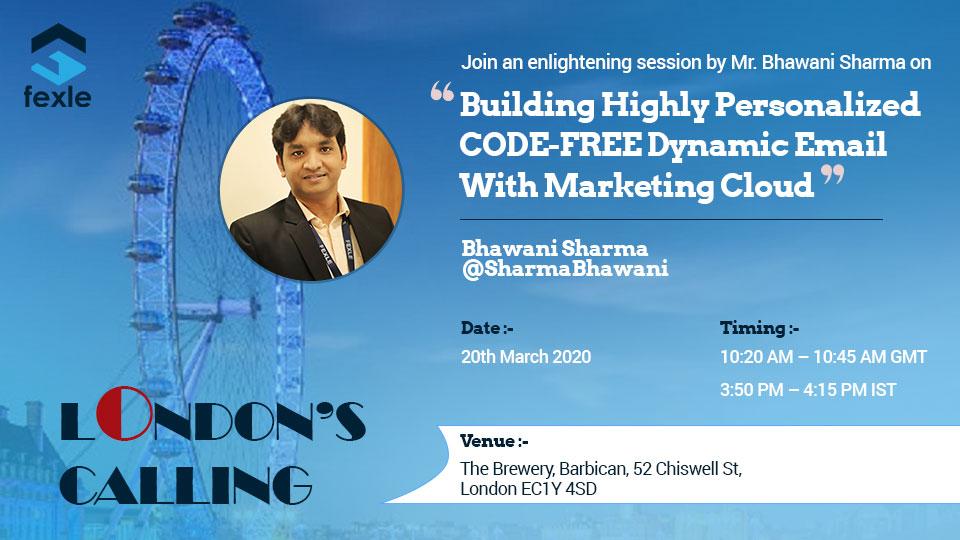 London's Calling 2020 - Bhawani Sharma