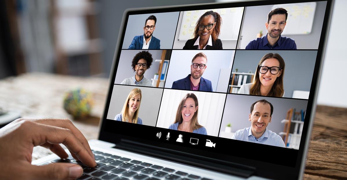 mobile app development for video meetings