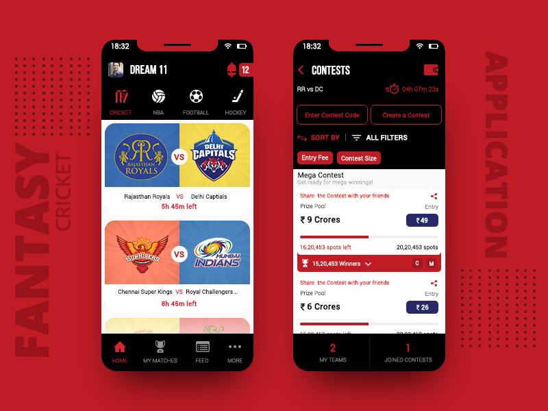 fantasy app for cricket