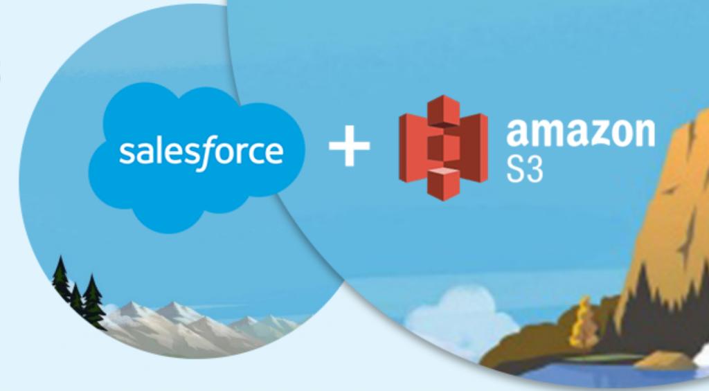 salesforce Amazon s3 integration