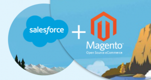 magento with salesforce