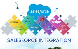salesforce integratin services