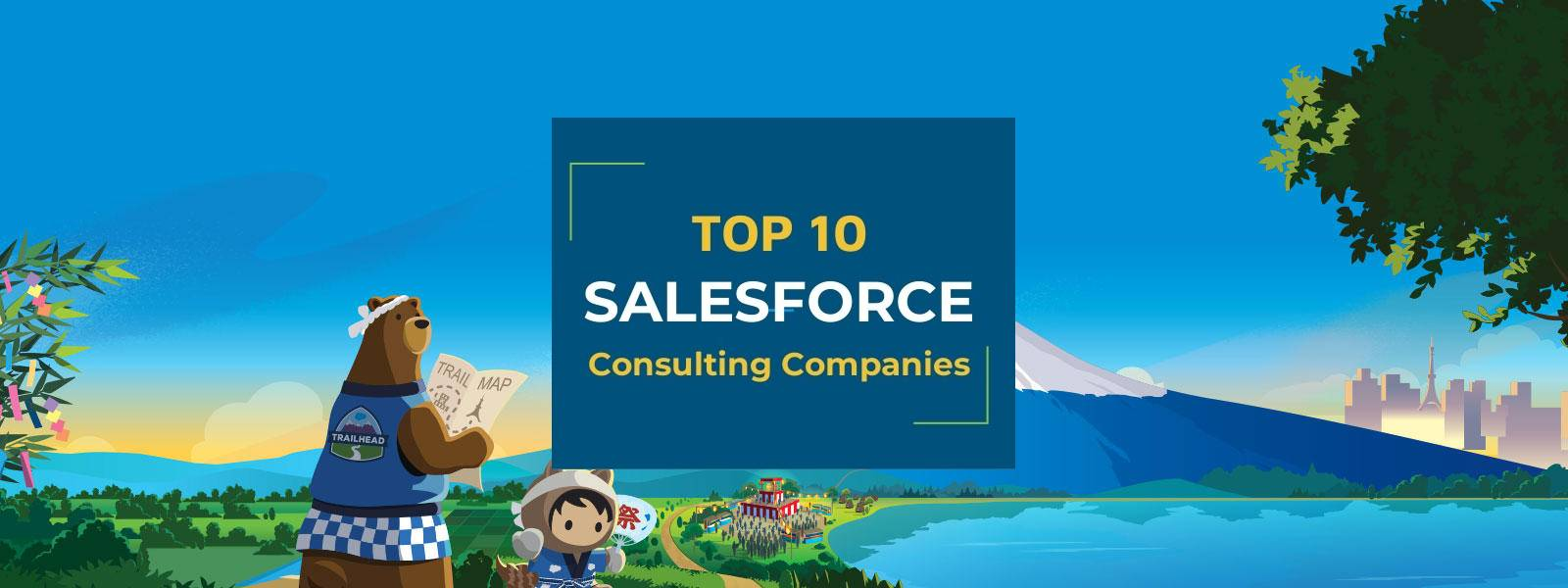 top 10 salesforce develoment firms