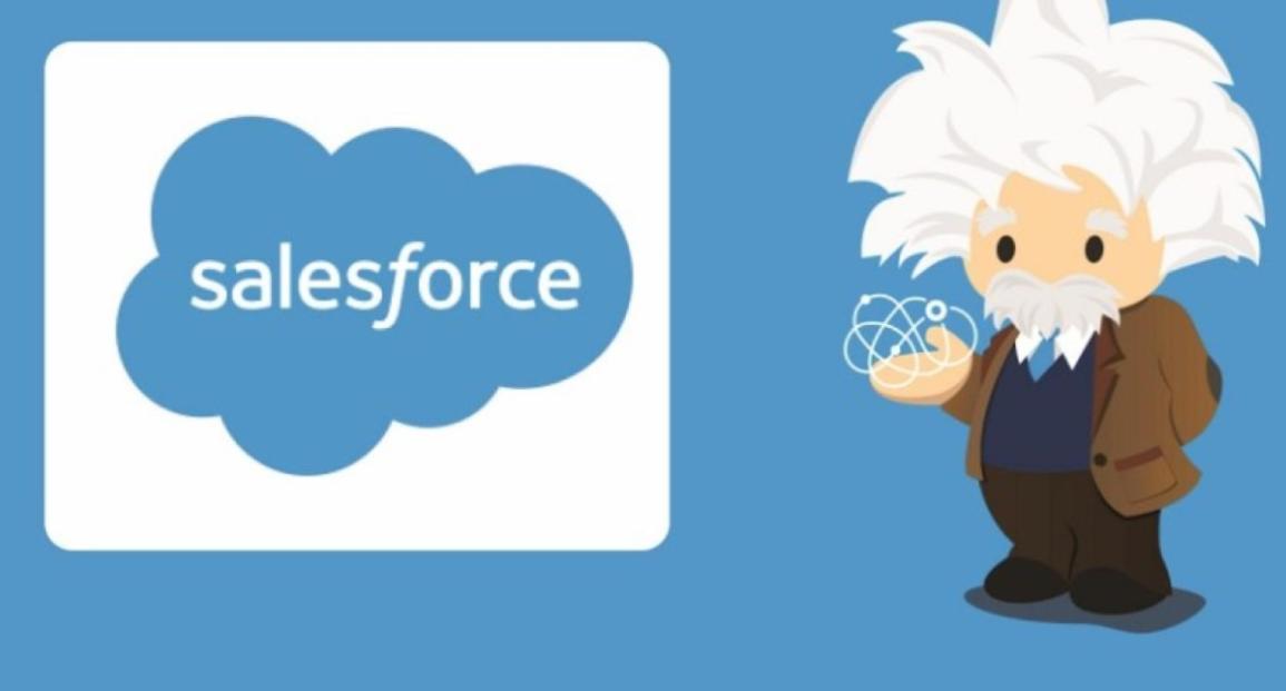 salesforce einsteen ai cloud services