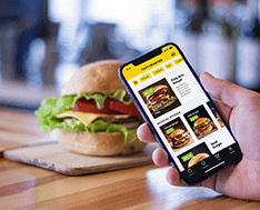 Food Ordering mobile app development company in usa & india