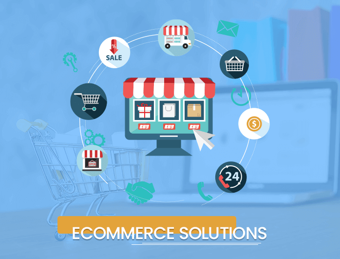 ecommerce solution provider company in india & USA