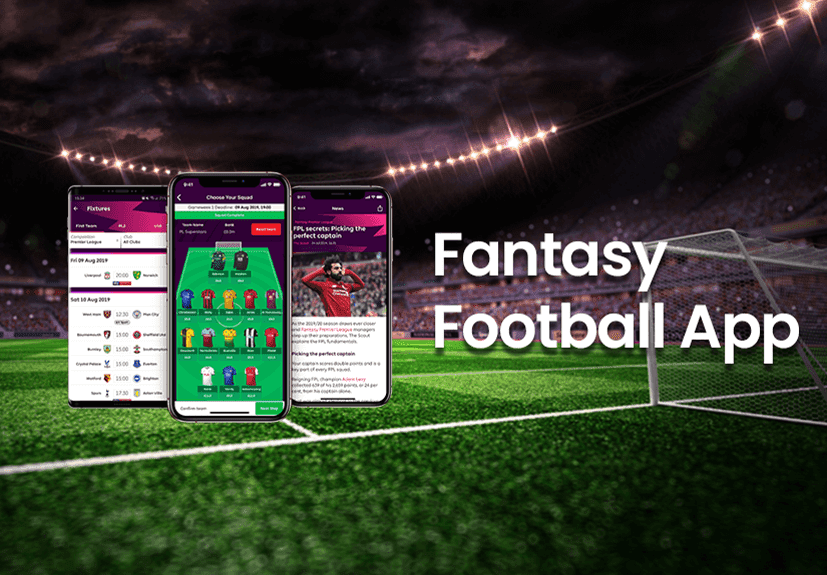 Fantasy Football App Development