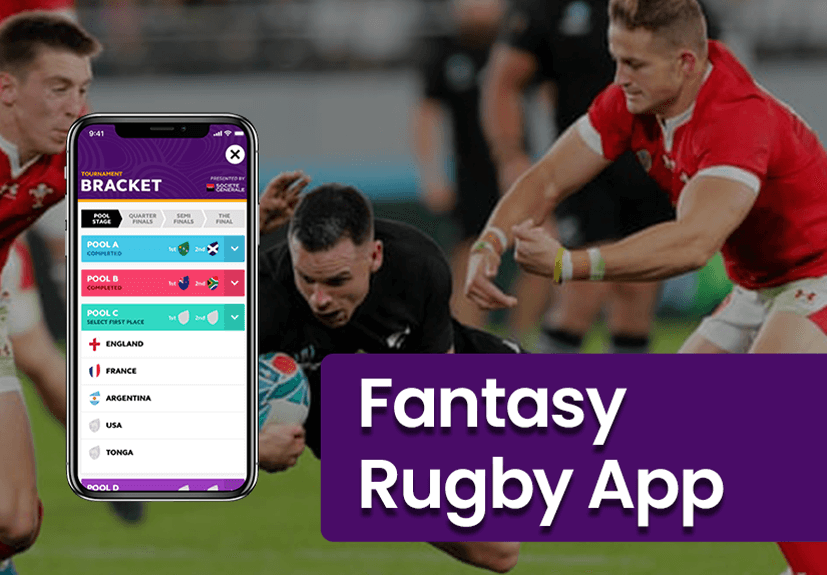 Fantasy Rugby App Development