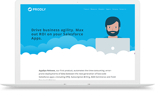 Prodly AppOps | Data Migration Application