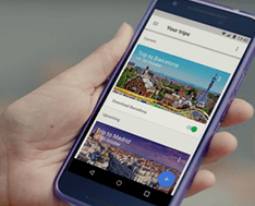 Travel Planner mobile app development company in usa & india