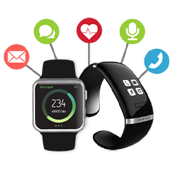 Wearable Smart Band Apps Development