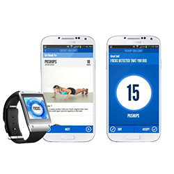 Wearable Fitness Tracking Apps