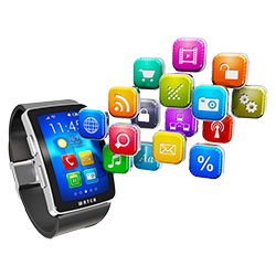 Custom Wearable Applications