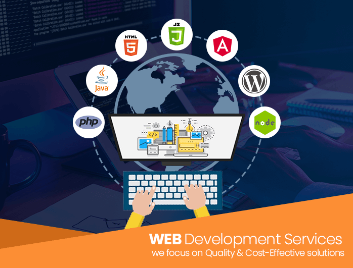 Web development company in india & USA